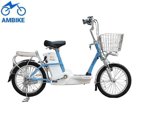 Dòng xe đạp điện Bridgestone thích hợp cho người làm công sở