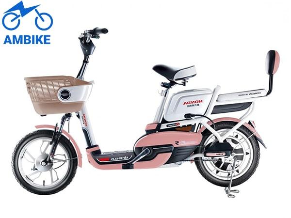 Dòng xe đạp điện Honda cho dân văn phòng