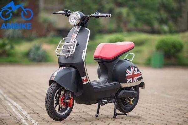 Xe đạp điện Milan II hãng AIMA