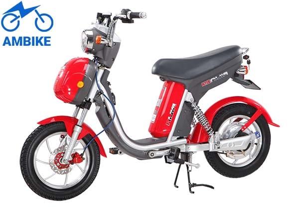 Xe đạp điện Nijia phanh đĩa 2016
