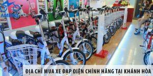 Tổng hợp địa chỉ mua xe đạp điện chính hãng tại Khánh Hòa