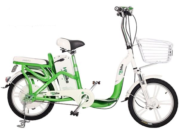 Mẫu sản phẩm xe đạp điện HKbike