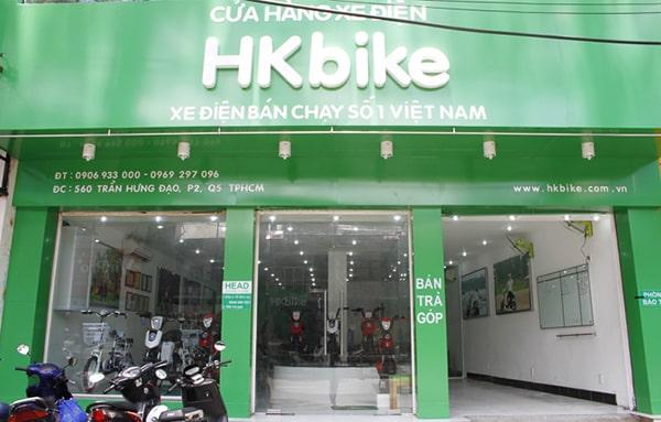 Cửa hàng xe đạp điện Hkbike Tp. Hồ Chí Minh