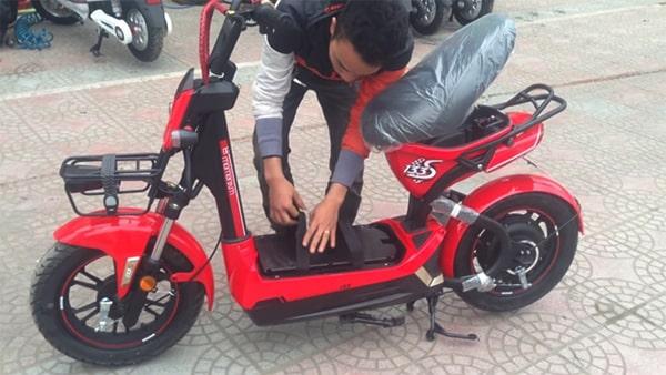 Nên lựa chọn xe đạp điện sử dụng pin Lithium