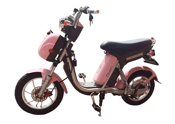 Xe đạp điện Nijia rất phù hợp cho nữ giới