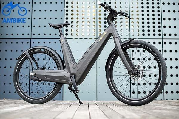 Xe điện Sợi Carbon Leaos