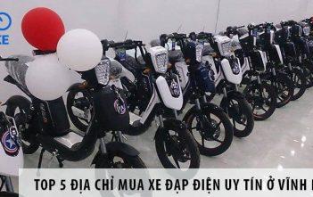 Top 5 địa chỉ mua xe đạp điện uy tín ở Vĩnh Phúc
