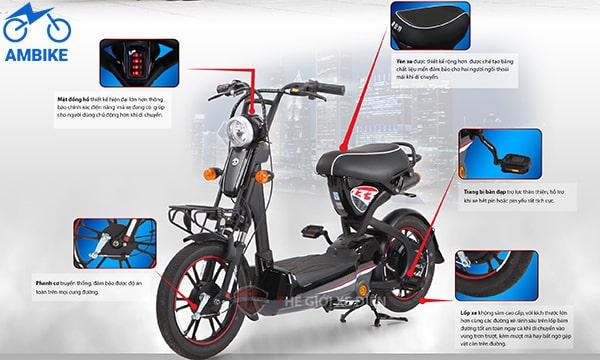 Dòng xe đạp điện Giant