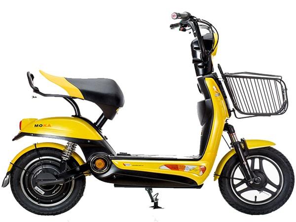 Xe đạp điện Aima Moka