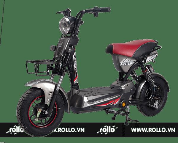 Xe đạp điện M133 New 2018
