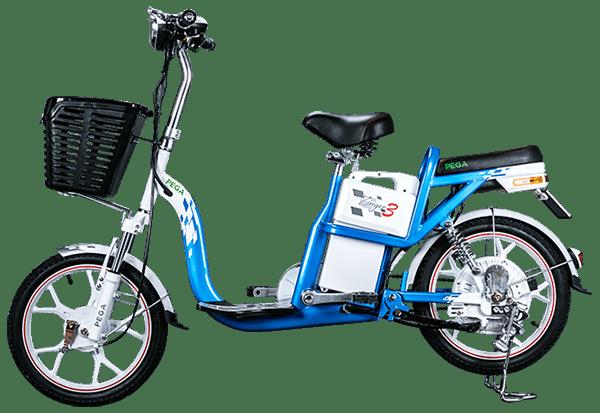 Xe đạp điện Zinger 9 thiết kế nhẹ nhàng phù hợp cho phái nữ