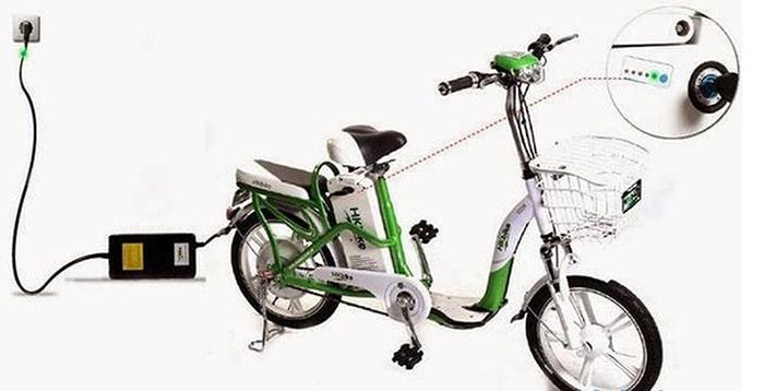 Các bộ phận cần kiểm tra khi mua xe đạp điện cũ