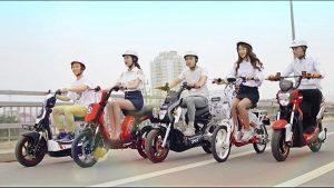 Xe đạp điện cho học sinh cấp 2, cấp 3
