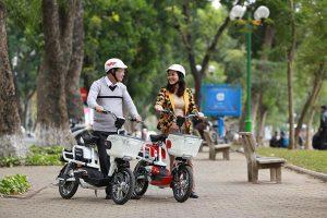 Xe đạp điện dành cho người trung tuổi