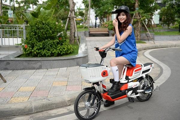 Sử dụng xe đạp điện đúng cách