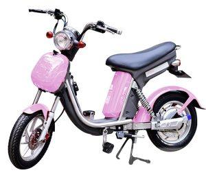 Xe đạp điện hãng Nijia
