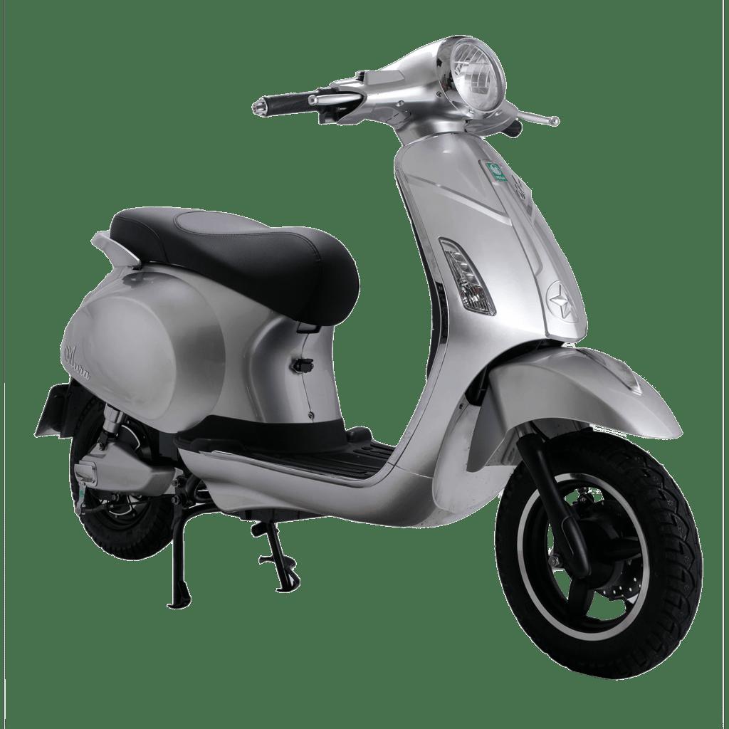 Xe máy điện an toàn cho môi trường và dễ sử dụng