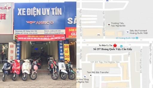 Xe điện Uy Tín là địa chỉ tin cậy để bạn tham khảo khi mua xe điện
