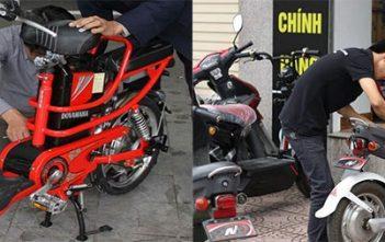 Các lỗi thường gặp của xe đạp điện và cách khắc phục