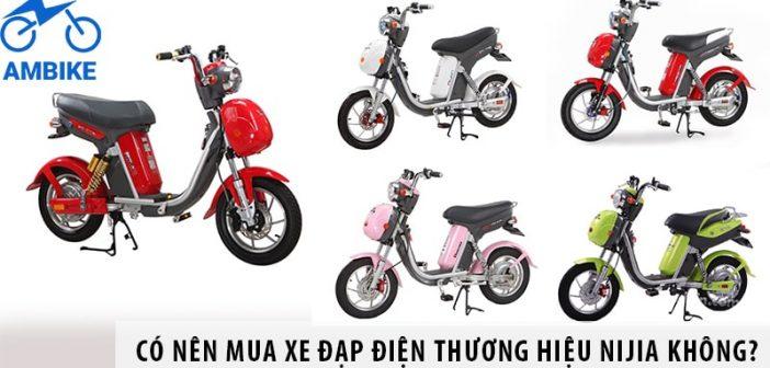 Có nên mua xe đạp điện thương hiệu Nijia không?