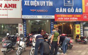 Xe điện Uy Tín được rất nhều khách hàng đánh giá tốt