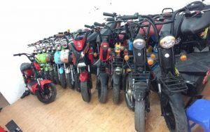 Cửa hàng xe điện cũ Thái Hà