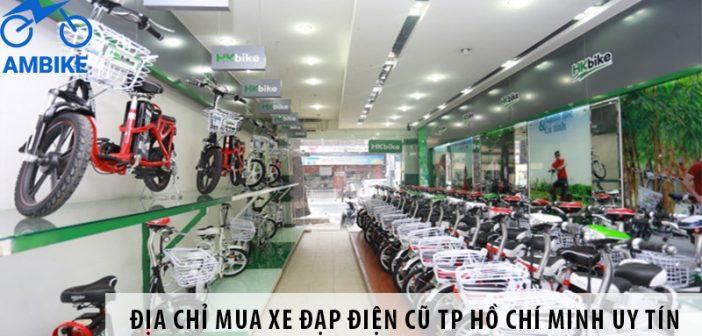 Địa chỉ mua xe đạp điện cũ tp Hồ Chí Minh