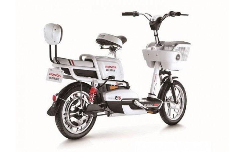 Một trong những mẫu xe đạp điện Honda phổ biến trên thị trường