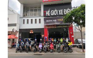 Thế giới xe điện tại quận Gò Vấp, thành phố Hồ Chí Minh