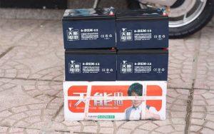 Ắc quy Tianneng được đánh giá là loại ắc quy có chất lượng tốt nhất