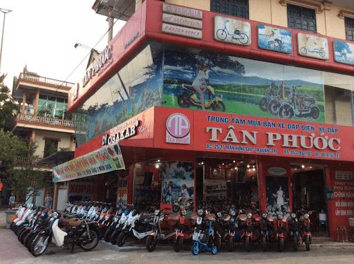 Xe điện Tân Phước