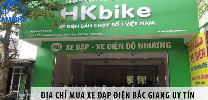 Những địa chỉ mua xe đạp điện Bắc Giang uy tín
