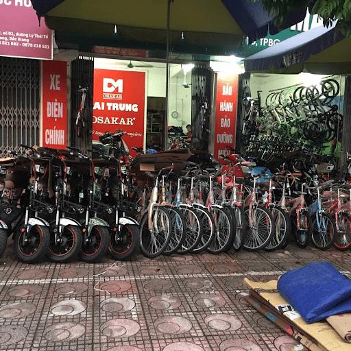 Cửa hàng xe đạp xe đạp điện Mai Trung