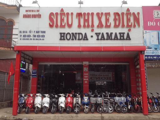 Cửa hàng xe đạp xe đạp điện Việt Hùng Điện Biên