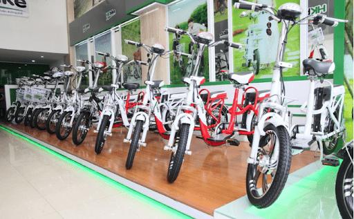 Xe đạp điện HKbike Sơn La
