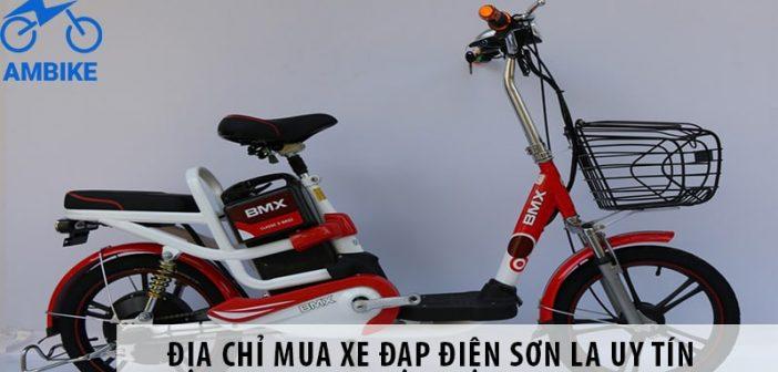 Những địa chỉ mua xe đạp điện Sơn La uy tín