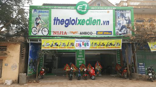 Thế Giới Xe Điện Thái Nguyên
