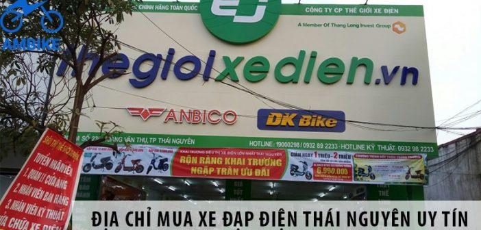 Top 3 địa chỉ mua xe đạp điện Thái Nguyên uy tín