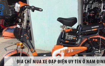 Địa chỉ mua xe đạp điện uy tín ở Nam Định bạn nên biết