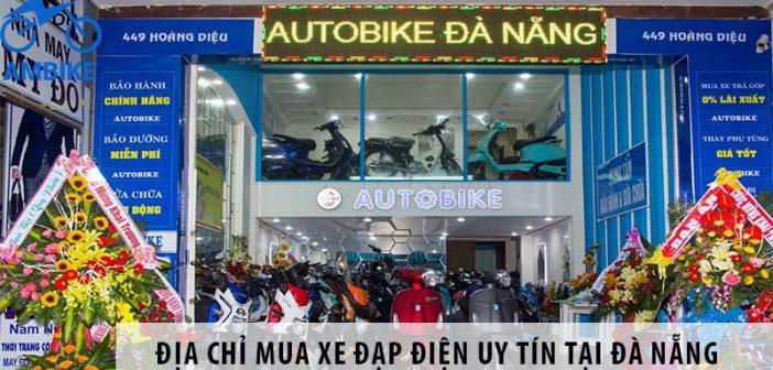 Địa chỉ mua xe đạp điện uy tín tại Đà Nẵng