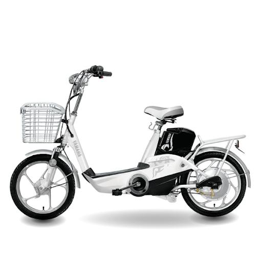 Một sản phẩm xe đạp điện của Yamaha