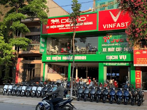 Xe điện Nhật Minh Bắc Ninh
