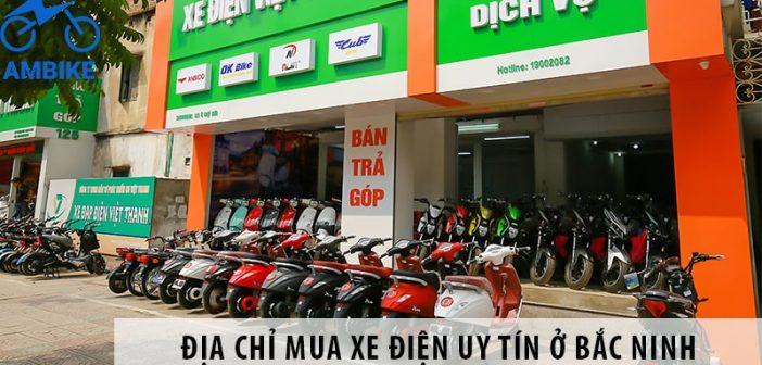 Địa chỉ mua xe điện uy tín ở Bắc Ninh