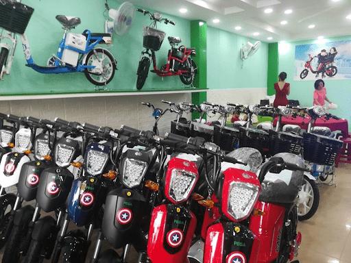 Cửa hàng xe điện Pega