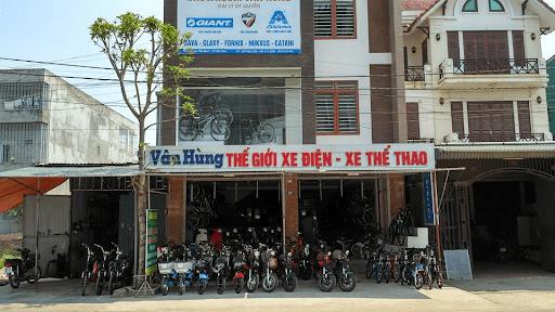 Cửa hàng Vân Hùng