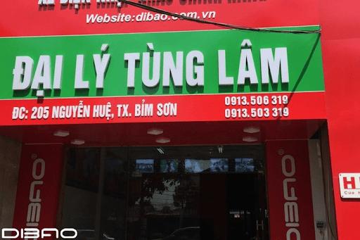 Đại lý xe điện Dibao tại Thanh Hóa