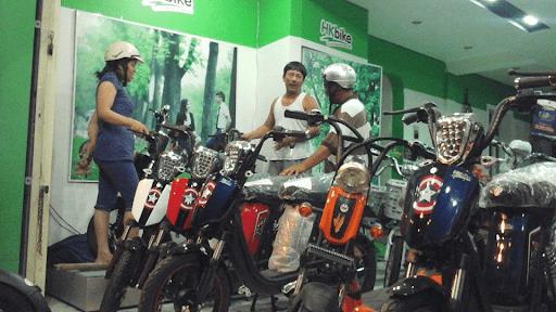 Cửa hàng xe đạp điện HKBike Bình Định