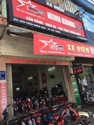 Cửa hàng xe đạp điện Minh Khang