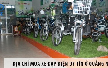Địa chỉ mua xe đạp điện uy tín ở Quảng Ngãi