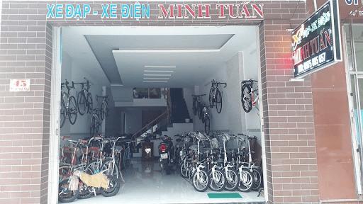 Cửa hàng xe đạp - xe điện Minh Tuấn